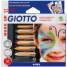 Карандаши для грима GIOTTO MAKE UP CLASSIC 6 цветов